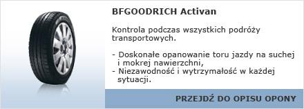 BFGOODRICH Activan