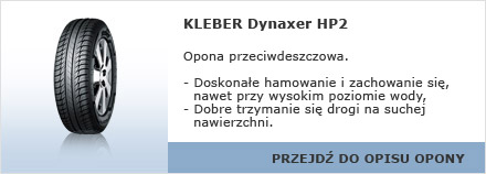 Kleber Dynaxer HP2