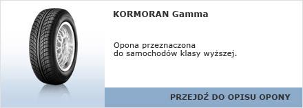 KORMORAN Gamma