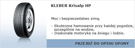 KLEBER Krisalp HP