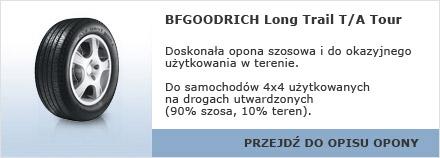 BFGOODRICH Long Trail T/A Tour