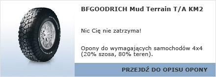BFGOODRICH Mud Terrain T/A KM2