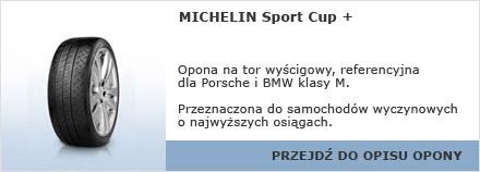 MICHELIN Pilot Sport Cup +