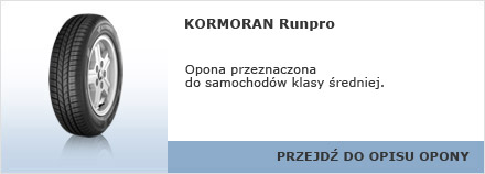 KORMORAN Runpro