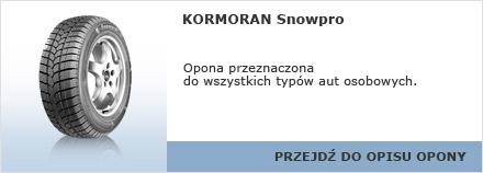 KORMORAN Snowpro
