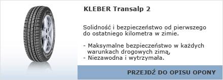 KLEBER Transalp 2