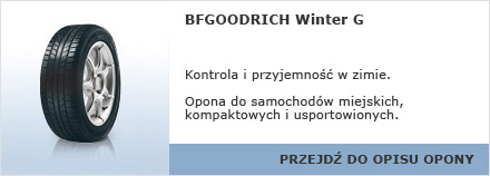 BFGOODRICH Winter G